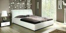 Bed Leather Bed Upholstered Bed Box Double Bedroom Double Bed Beds Apollos