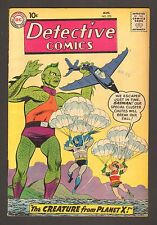 "Detective Comics #270 - ""The Creature From Planet X!"" - (Grade 7.5) Wh"