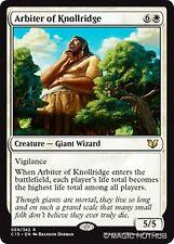 ARBITER OF KNOLLRIDGE Commander 2015 MTG White Creature — Giant Wizard Rare
