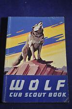1954 Wolf Cub Scout Book