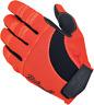 Moto Gloves BILTWELL XS Orange/Black/Yellow 1501-0607-001