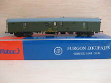 M692 H0 DC Mabar 85004 Furgon equipajes Renfe Dd-5024 Ep.iii/iv - OVP