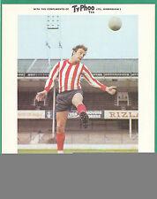 Sport: Football Collectable Tea Cards