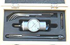 Coaxial Centuring Dial Test Indicator Set Co Ax 0250 Range 00005 Graduation