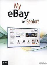 My eBay for Seniors, Miller, Michael, Good Condition, Book