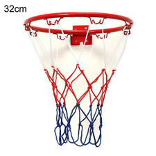 Hanging Basketball Rim Wall Mounted Hoop Rim Indoor / Outdoor Metal Universal