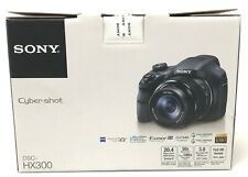 SONY DSC-HX300 20.4MP Digital Camera HD Video 50x Zoom DSCHX300 Black *NEW*