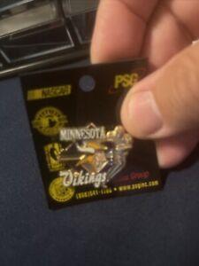 Minnesota Vikings Team Logo Pin