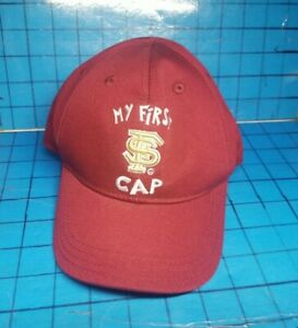 "🏈FLORIDA STATE FSU ""MY FIRST CAP"" TEAM APPAREL INFANT CHILD SIZE Gen2 HAT EUC"