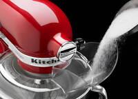 KitchenAid Mixer Pouring Shield 4.5 - 5 QT KN1PS KSM500 KSM150 KSM90 KSM75 K45SS