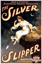 Silver Advertising Art Posters