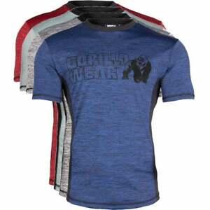 Gorilla Wear Austin T-Shirt Bodybuilding Fitness
