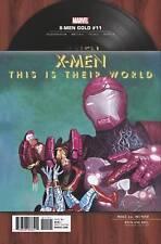 X-Men Gold #11 1:5 Michael Del Mundo Rock N Roll Variant Comic Book Marvel NM