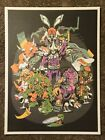 Teenage Mutant Ninja Turtles Shredder Kyle Crawford Print Poster Mondo Cartoon
