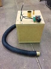 New Player Piano Electric Vacuum Motor/Suction Box w/Volume Control 220/240 volt
