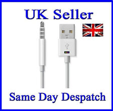 Ipod Shuffle De Datos Usb Cargador Sync Cable Lead 3ª 4ª 5ª 6 Gen-libre de envío del Reino Unido