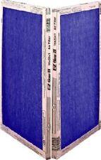 CASE OF 12 Flanders 12x12x1 Inch Spun Fiberglass Air Filters 10055.011212