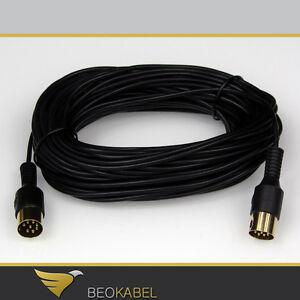 (2,55€/m) Powerlink Kabel MK3 dünn 15m für B&O BANG & OLUFSEN BeoSound BeoLab