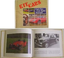 Kit Cars You Can Build Yourself Auburn Frazer Nash Manx Mini Invader MAS Tory +
