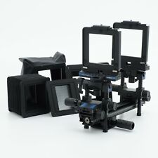 New ListingCambo 23Sf 2x3 in. Large Format Camera w/ Standard, Tapered & Wide Angle Bellows