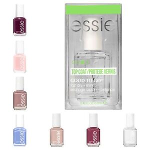 essie nail polish and good to go top coat bundle