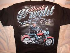 MOTORCYCLE THE DARK KNIGHT T-SHIRT
