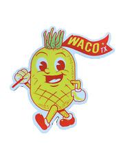 "3"" Waco, Texas, The Pineapple Sticker"