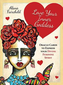 Love Your Inner Goddess Oracle Cards by Alana Fairchild and Lisa Ferrante