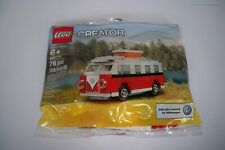 Lego Creator, 40079, Polybag, Mini VW T1 Camper Van**