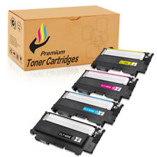 4PK CLT-409S Toner  For Samsung CLP-315 Color CLP-315W CLX-3175N CLX-3175FW Set