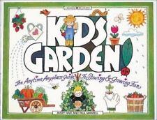 Kids Garden NEW Guide GROWING Plants PROJECTS Indoor BOOK Gardening FOOD Outdoor