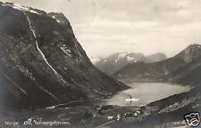 13125/ Foto AK, Norge, Oie, Nordangsfjorden, 1927