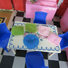 Vtg 60s Dollhouse POT HOLDERS Miniature Ideal Renwal Petite Princess Era Kitchen