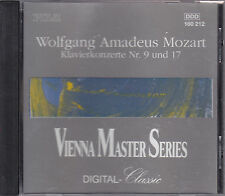 Mozart - Piano Concertos no. 9 and 17