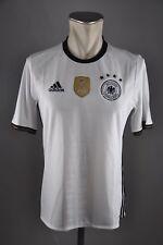 Deutschland Trikot 2016 Gr. 176 Adidas Jersey DFB Germany WM EM Shirt Home