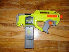 Nerf N-Strike Rayven CS-18 glow in the dark darts Electric Gun Blaster