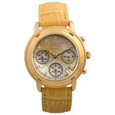 Krug Baumen 150574DL Ladies Principle Diamond Chronograph Watch