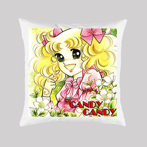 Candy Candy Terence Cartone Vintage Anni 80 cuscino pillow 40X40 cm