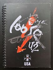 U2 360 Tourbook 2009
