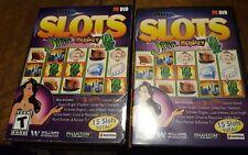 WMS Slots The Jade Monkey PC Video Game reel casino windows gambling fun jackpot