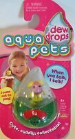 Interactive Talking Toy TU Pet Dew Drops Aqua Pets Wild Planet Toys