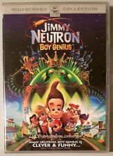 Jimmy Neutron: Boy Genius (Nickelodeon) DVD [EX RENTAL] (Region 4)