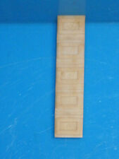 Zenith Radio Part Model 6P-457 Radio Station Call Tab Strip For Other 6P Series