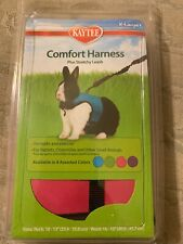 XL Pink Comfort Harness Plus Stretchy Leash (New)