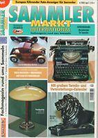 SAMMLER MARKT International - Magazin Heft Flohmarkt Auktionen 4/2005 - B15069