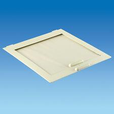 Caravan/Motorhome MPK Roof Light Flynet With Blind In Beige 420