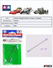 Mini 4wd 1.4mm HOLLOW PROPELLER SHAFT (For Super X FM-A Chassis) Tamiya 15234