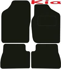 Kia Picanto DELUXE QUALITY Tailored mats 2004 2005 2006 2007 2008 2009 2010