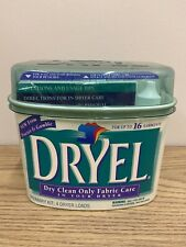Dryel Dry Clean Only Fabric Care In Your Dryer Primary Kit 4 Dryer Loads