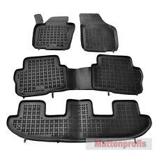 Gummimatten Gummifußmatten TPE 3D für Seat Alhambra 710 7-Sitzer ab Bj.2010 Re